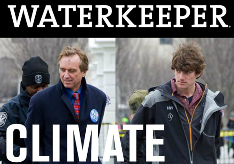 Waterkeeper Magazine: Climate Wars—Stories from the Frontlines