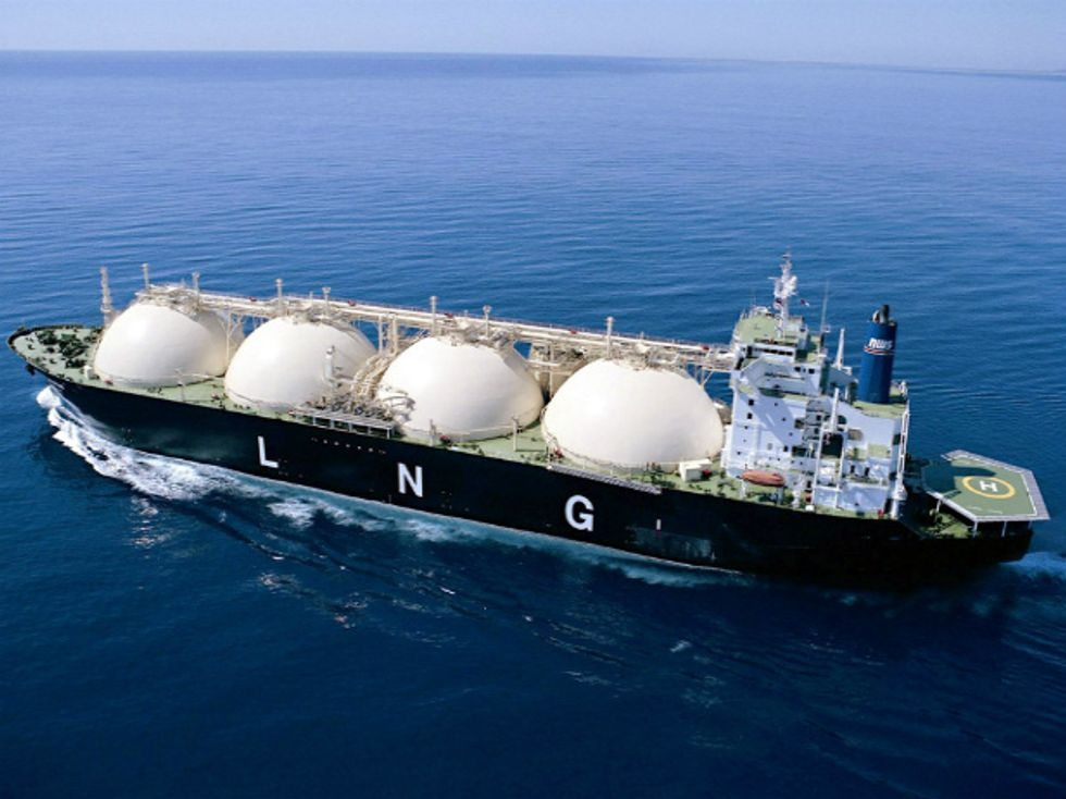 Stopping LNG Exports Key to Preventing the Spread of Fracking