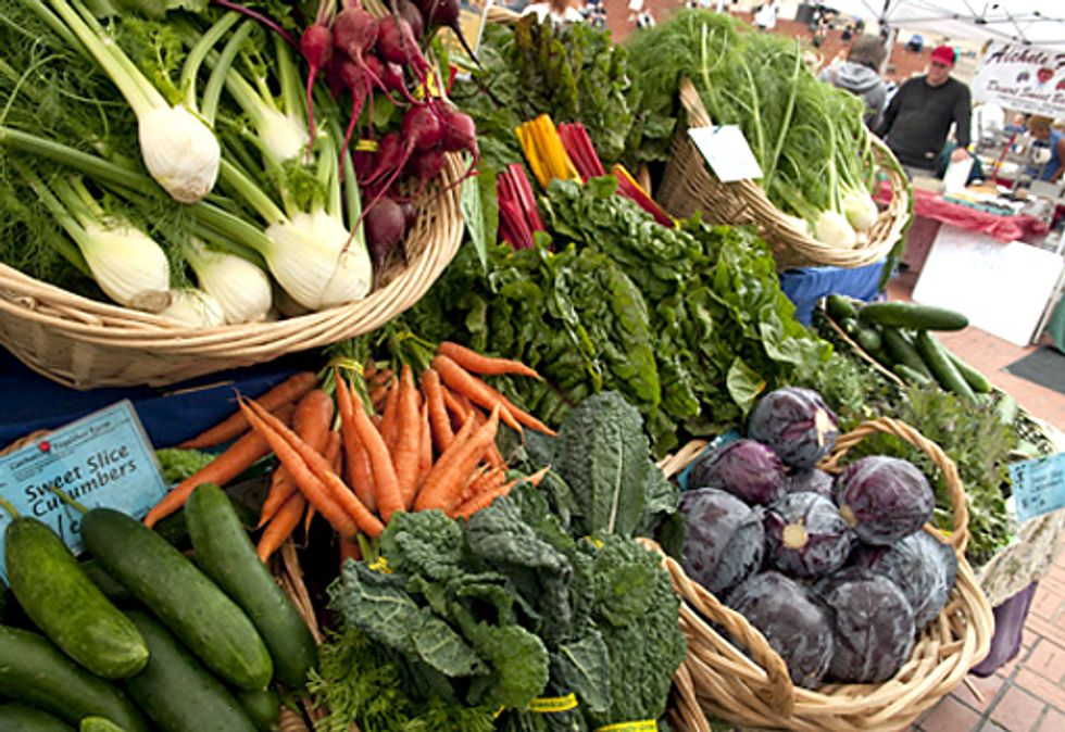 How Does Your State Rank on Its Commitment to Local Foods?