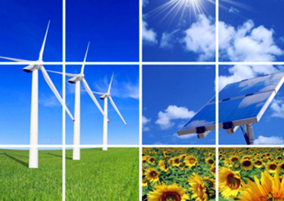 Green Technology Thinkshop April 20