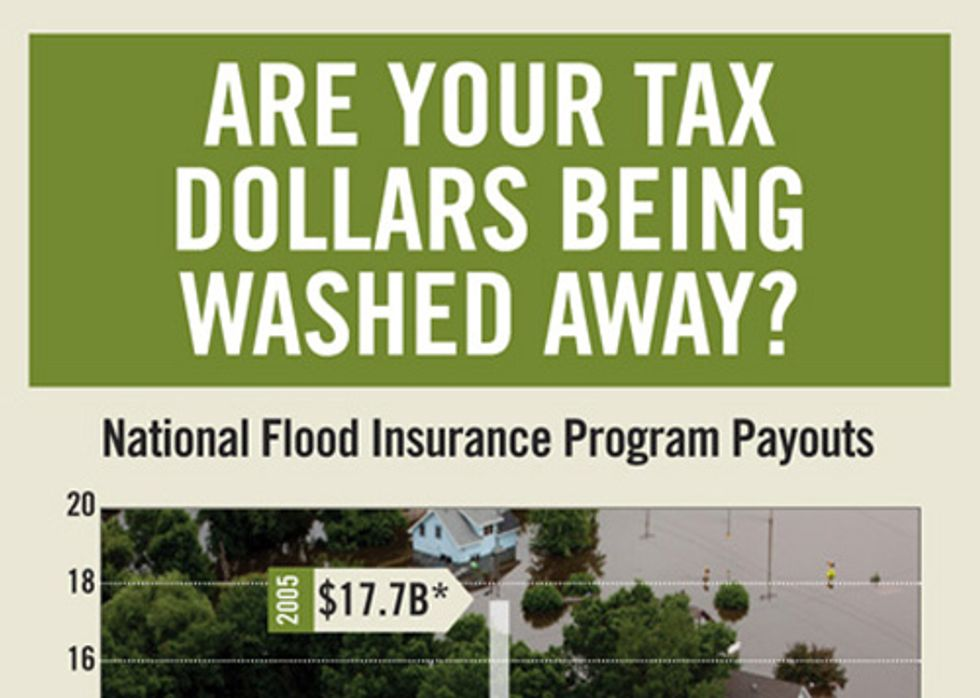 Wonder Where Your Hard-Earned Tax Dollars are Going?