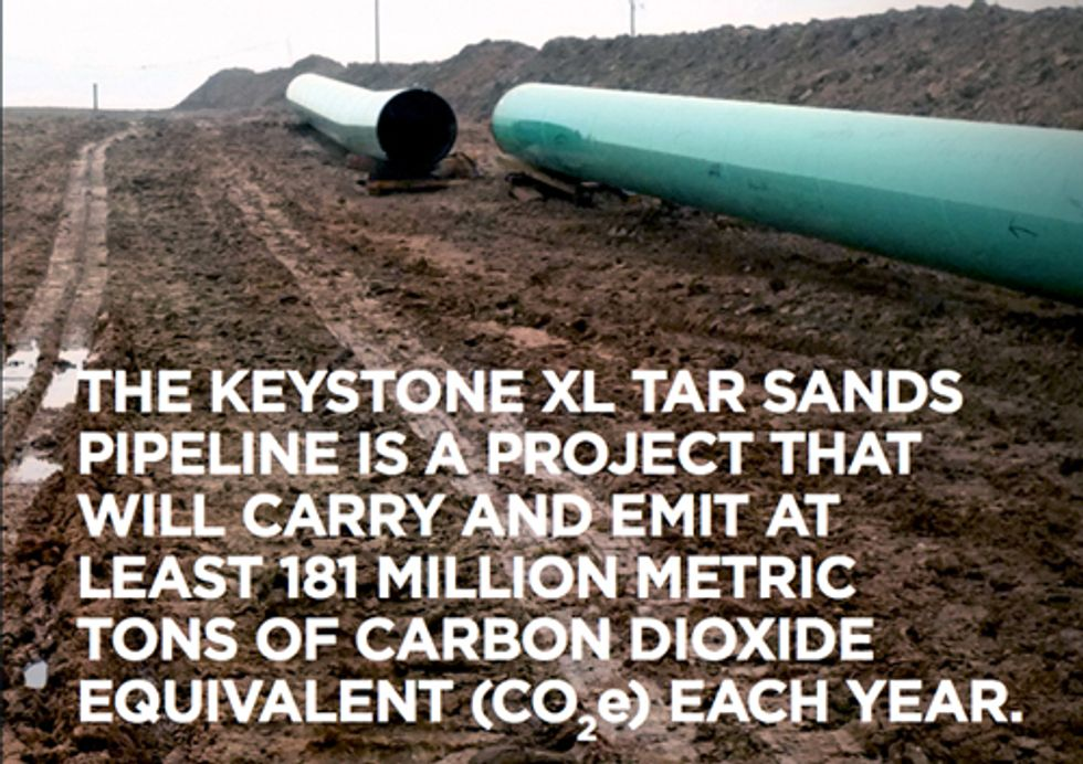 Cooking the Books: State Department Ignores True Climate Impact of Keystone XL Pipeline