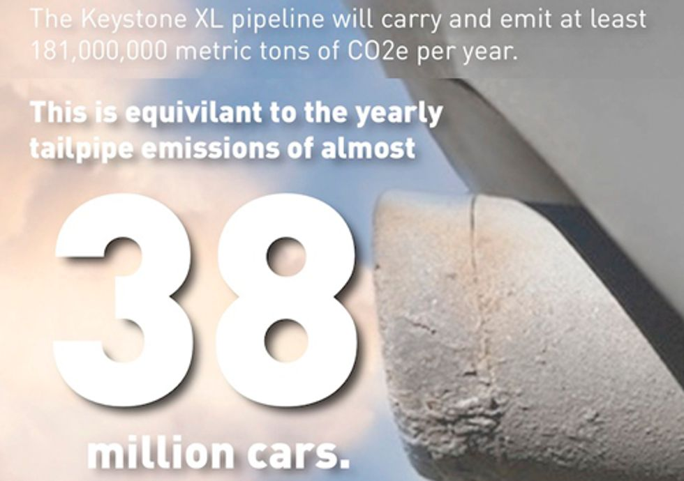 Voice Your Concerns About Keystone XL Pipeline: Six Days Left to Comment