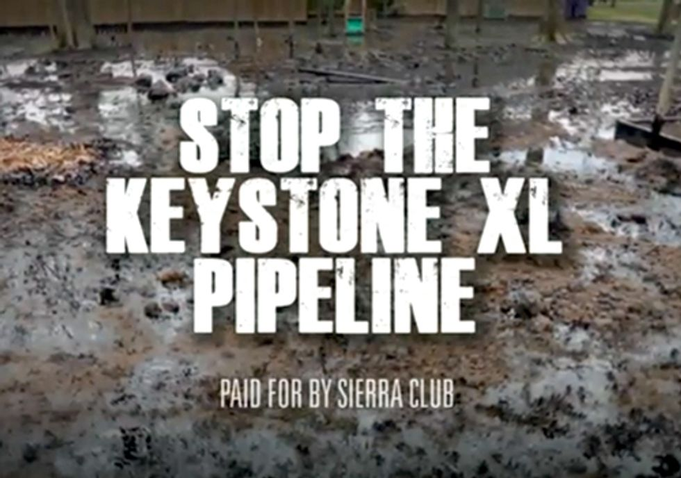 Opponents Rally Against Keystone XL Pipeline at State Department Hearing