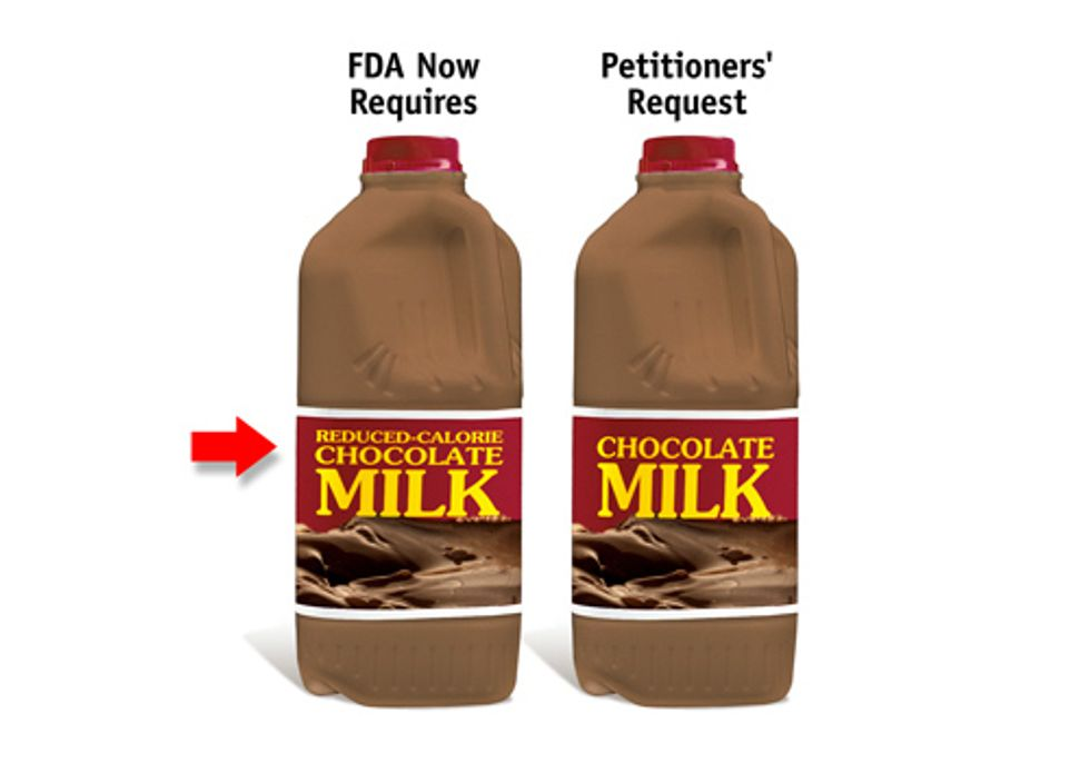 Got Aspartame? Dairy Industry's Plan to Add Artificial Sweeteners in Milk