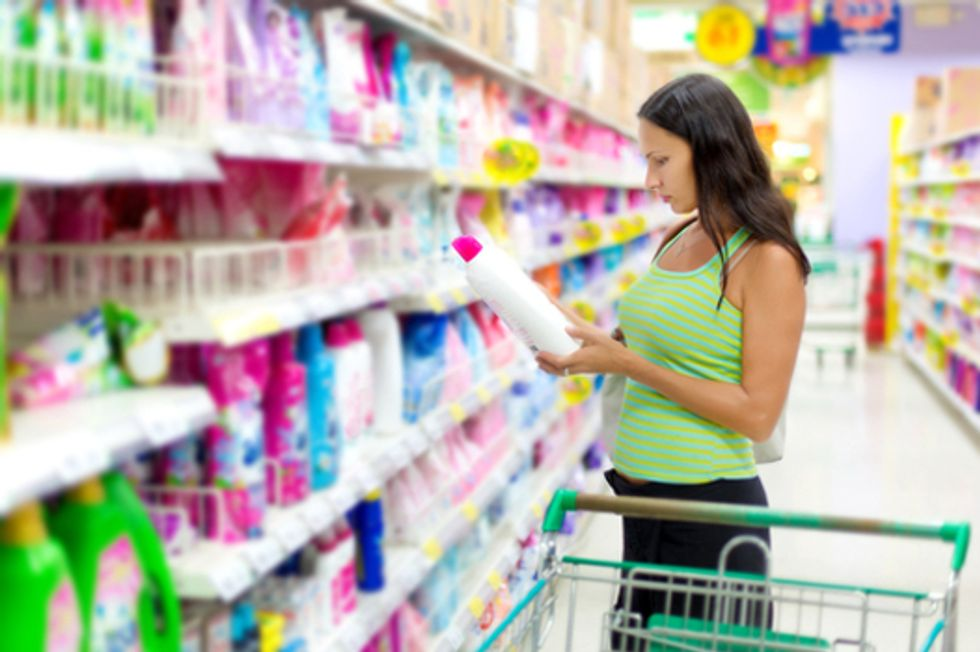 Fed Up With Toxic Chemicals? Tell Congress to Support Safety Testing in Consumer Products