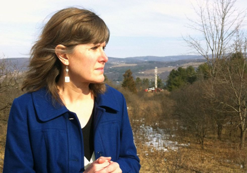 Anti-Fracking Activist Sandra Steingraber's Pursuit of a Healthy Environment