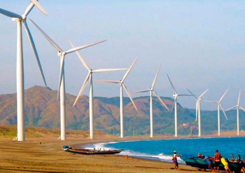 Global Report: Wind Power Surges to New Record