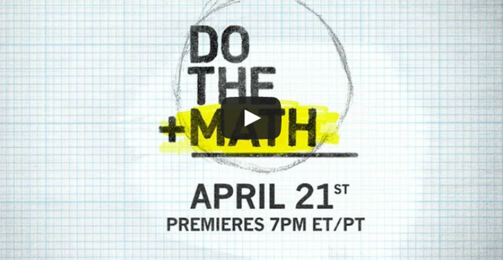 MUST SEE MOVIE: Do the Math