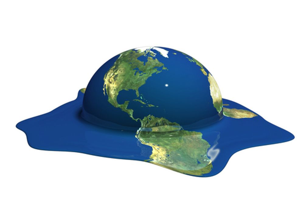 Resource Scarcity, Climate Change and the Encroaching Global Catastrophe