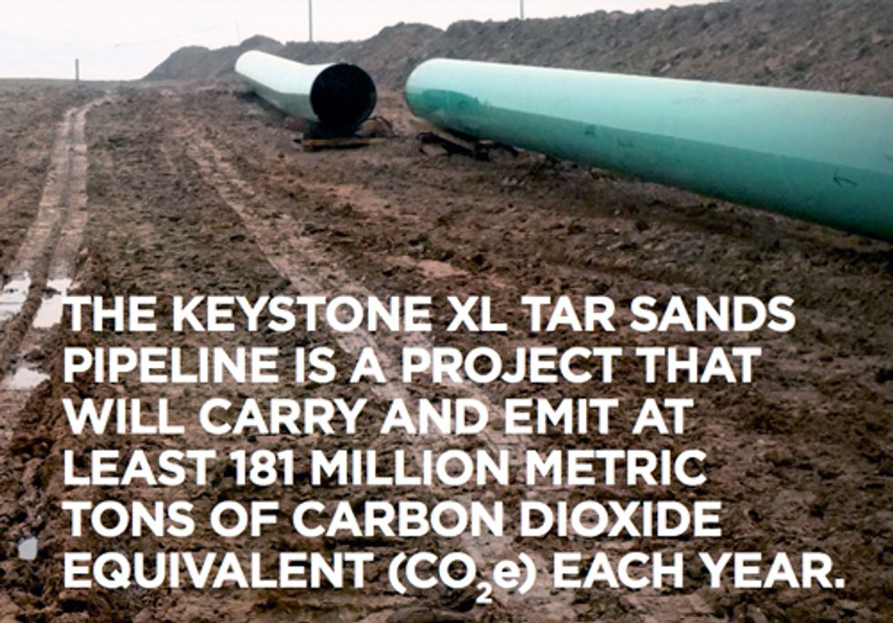 More Than One Million Comments Urge Obama Administration to Reject Keystone XL