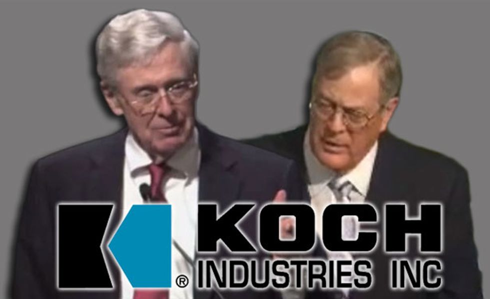 Koch Brothers' Plan to Buy Up Daily Newspapers Sparks Concern