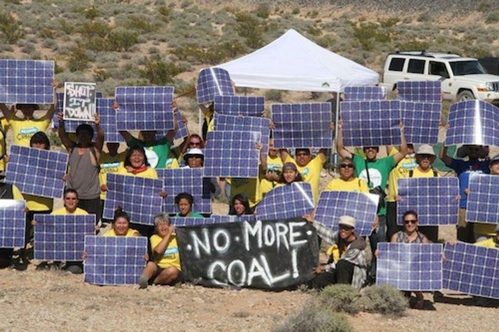 Solar Energy Beats Out Coal