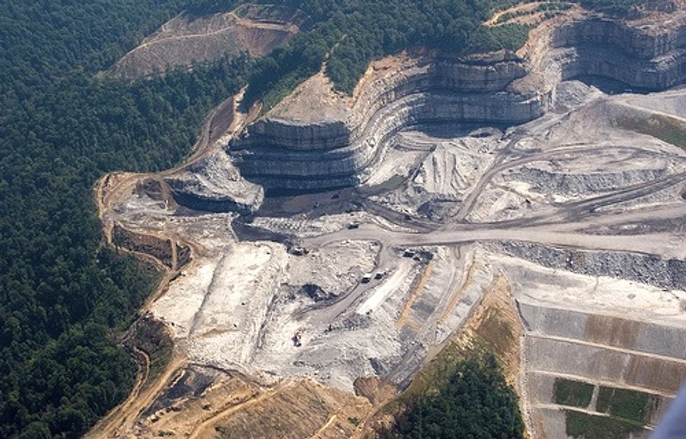 Immediate Moratorium Needed on Mountaintop Removal Coal Mining to Protect Human Health