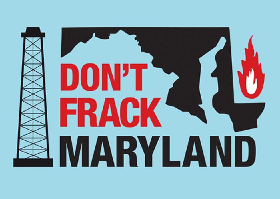 Groups to Gov. O'Malley: Keep Maryland Frack Free