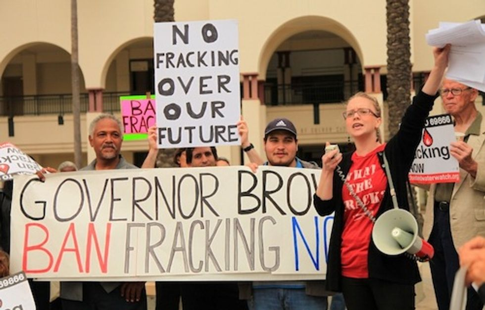 Three Fracking Moratorium Bills Win Key Vote in California Legislature