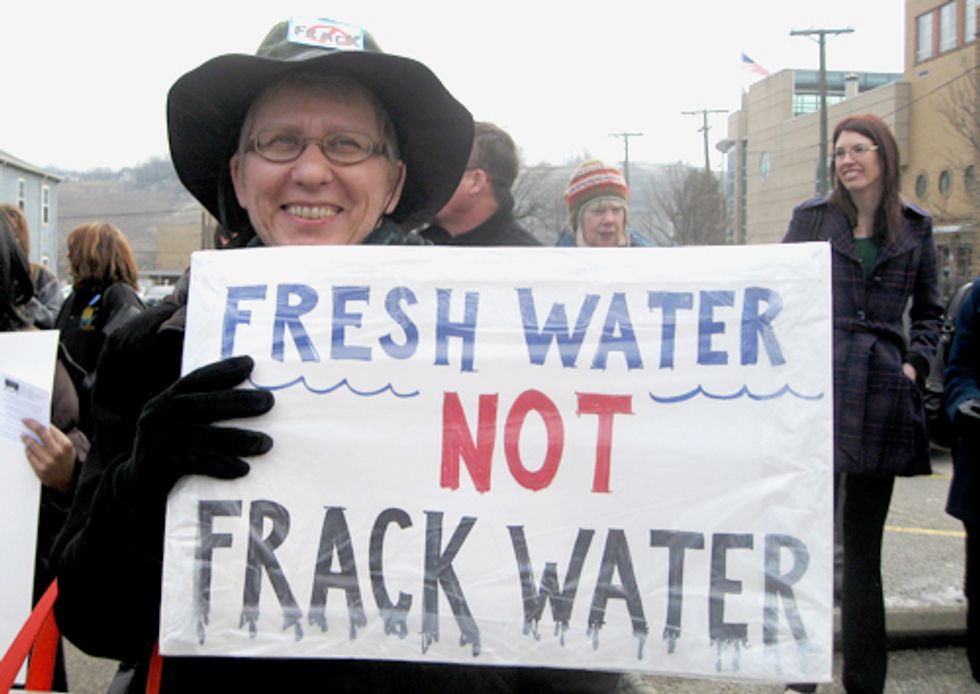 Ohio Legislation Introduced to Ban Fracking Waste Injection Wells