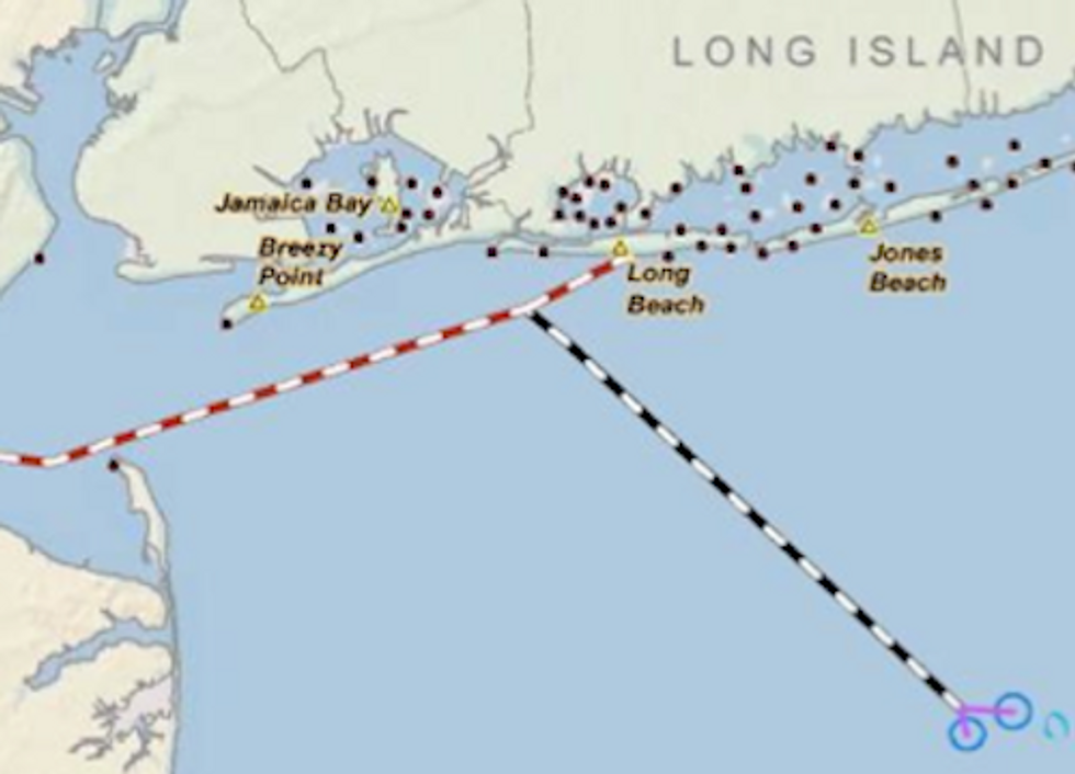 MAYDAY-MAYDAY: Coalition Calls for New York State to Oppose LNG Port