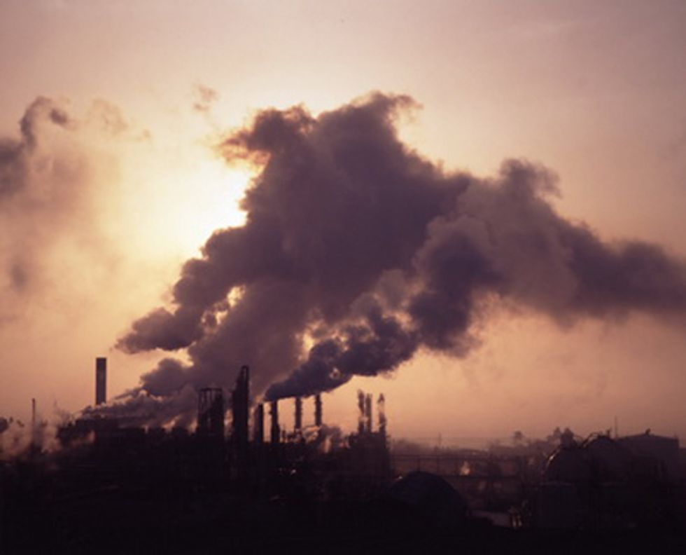 Climate Change Milestone Demands Shift to Renewable Energy