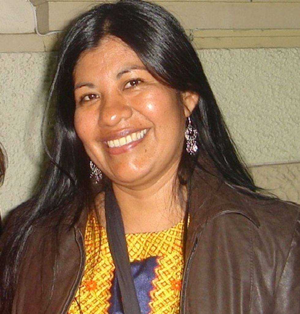 Global Environmental Leader: Carmen Osorio Hernandez's Recycling Solutions