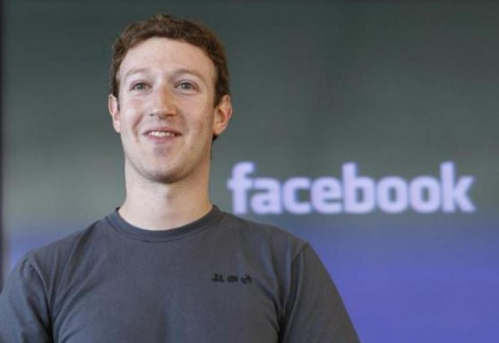 Awaiting Zuckerberg's Response to Pro-Keystone XL Ads