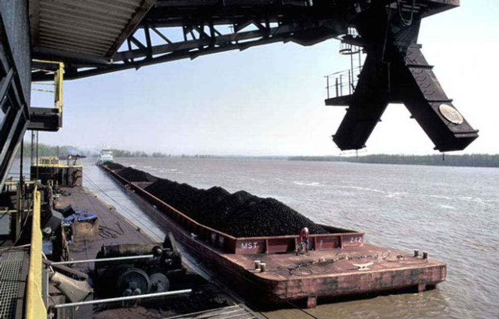 Climate Denying Governor Touts Record Coal Exports