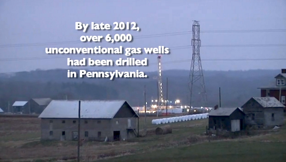 Gas Rush Stories: Life Above the Marcellus Shale