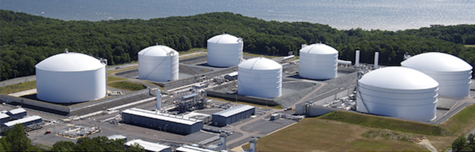 Chesapeake Bay LNG Export Terminal: Opposition Concerned for Ecology and Economy