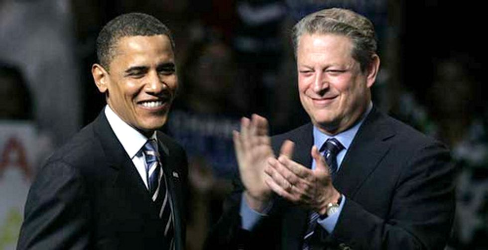 Al Gore Tells Obama: Cancel Keystone XL