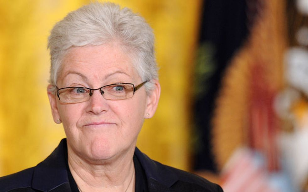 Republican Senators Boycott Vote on EPA Nominee Gina McCarthy