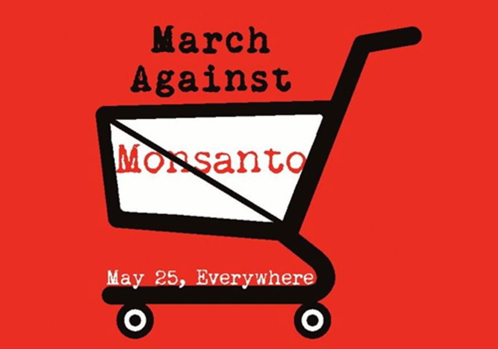 Global March Against Monsanto May 25