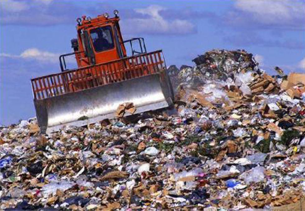 Will Ohio's Landfills Become a Dumping Ground for Radioactive Fracking Waste?