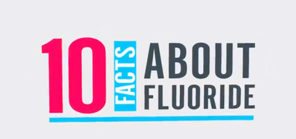 Industrial Fluoride Additive in Tap Water Impacts Your Health and Pocketbook