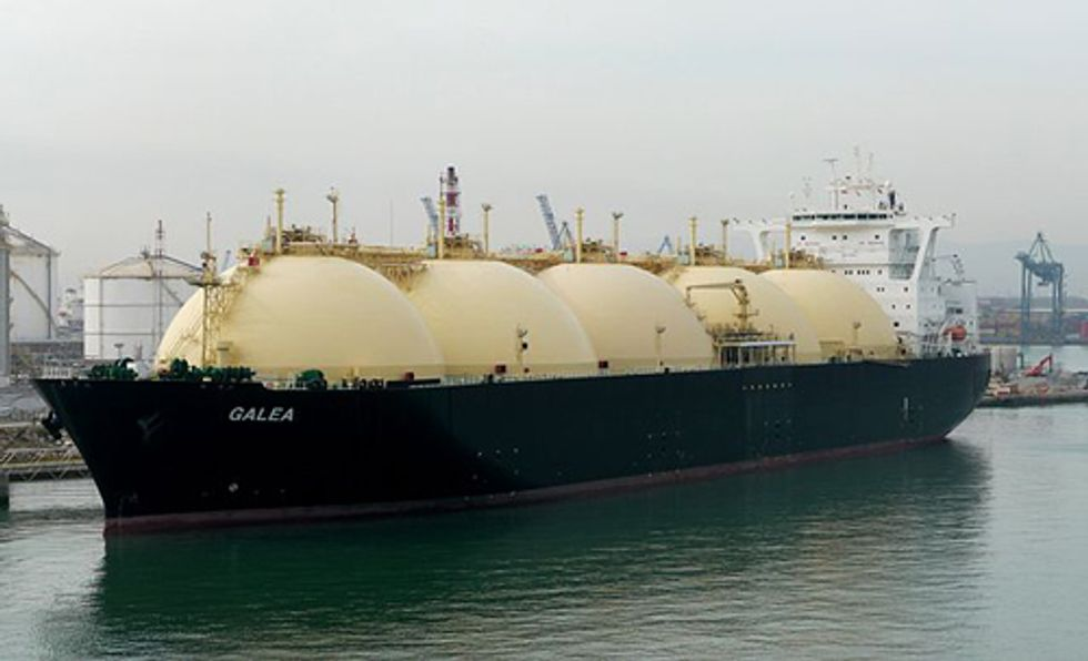 DOE Approves Second Fracked Gas LNG Export Terminal