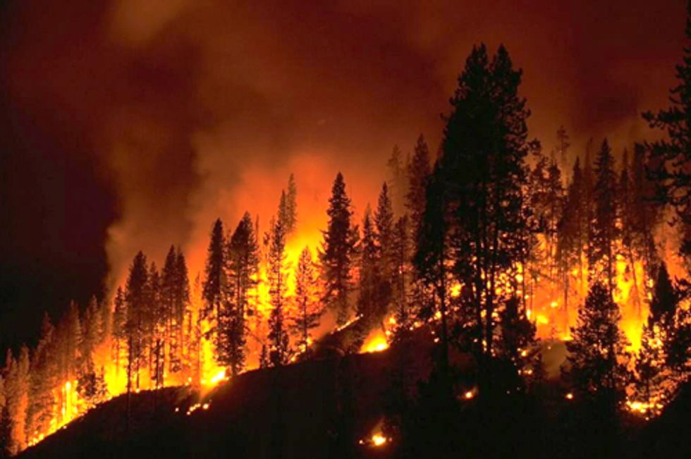 From California to Wisconsin, Record-Breaking Wildfire Season Has Begun