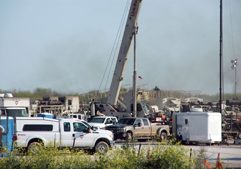 Gas Industry Fracking Study So Biased It's Useless