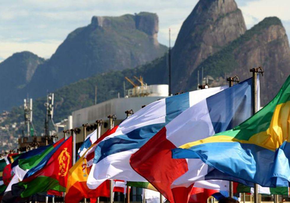 Protest Affirms Rio+20 as a Total Failure
