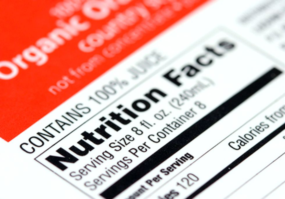Senate Rejects First-Ever GE Food Labeling Amendment