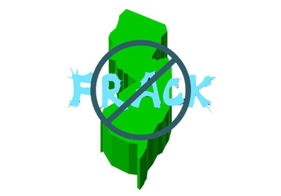 NJ Legislature Bans Fracking Waste