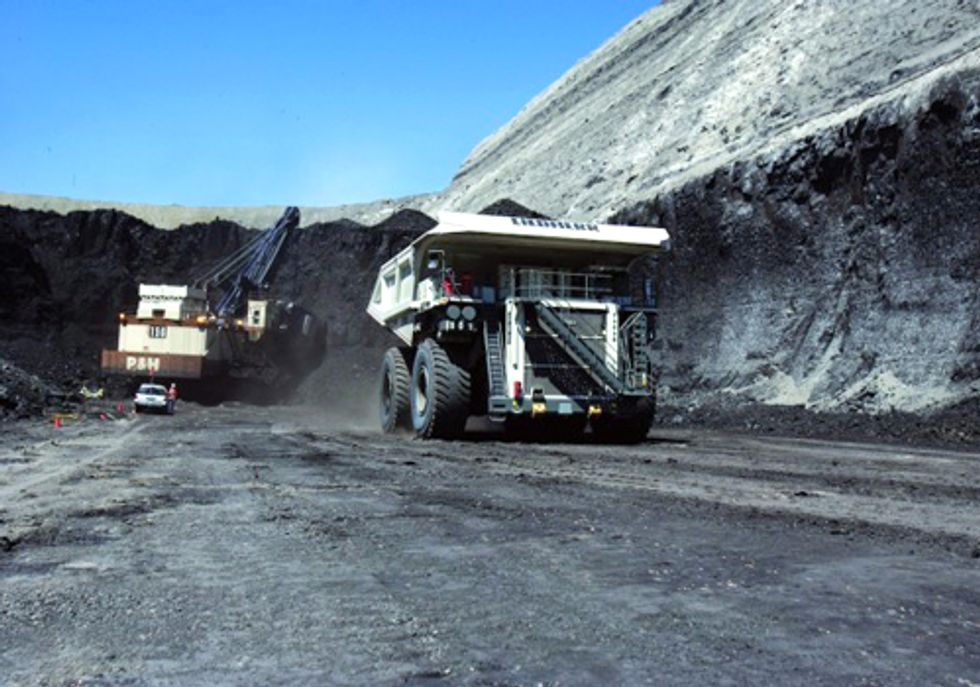 Energy Information Agency Report Promotes More Investment in Dirty Coal