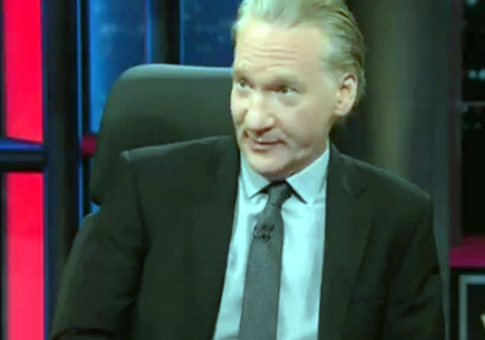 Bill Maher, Mark Ruffalo, Rachel Maddow and Others Vent About Obama's Failure to Label Genetically Modified Foods