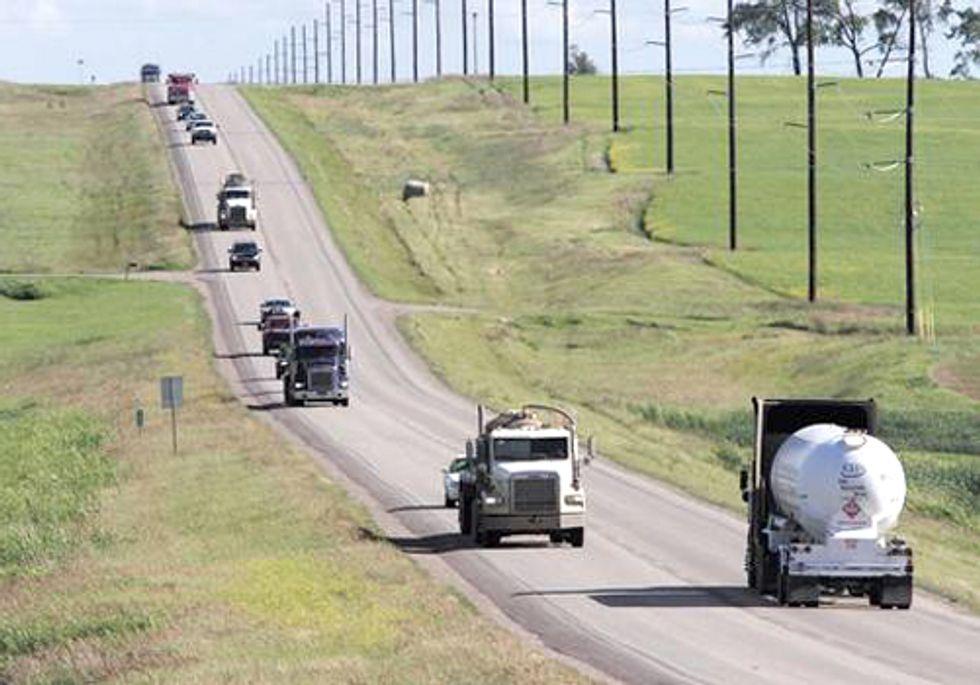 Spills Escalate in North Dakota's Booming Oil Patch