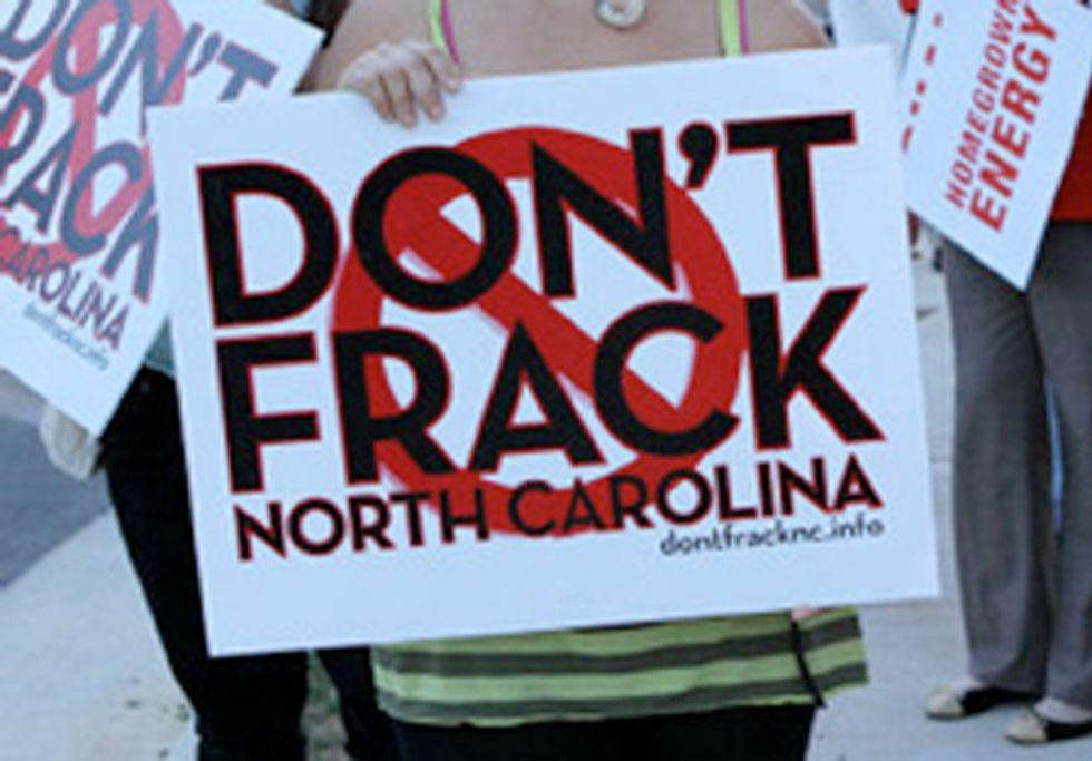House Overrides Gov. Perdue's Veto Making Fracking Legal in NC