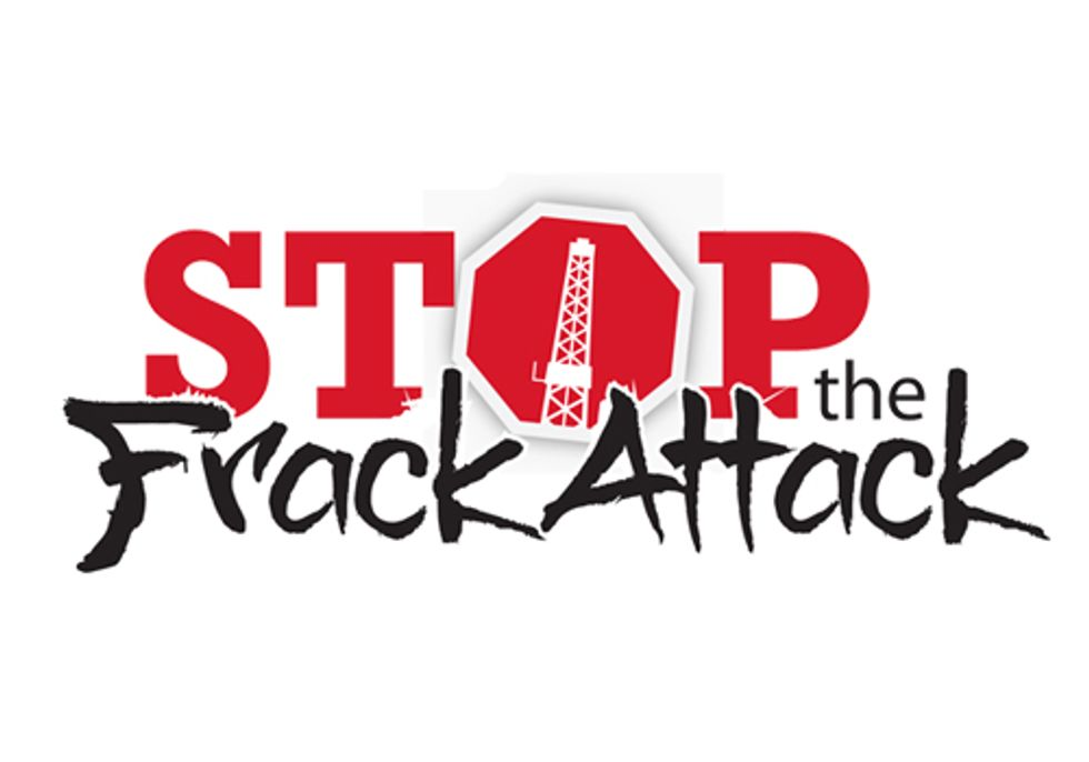 Celebrities Rally to Stop Fracking