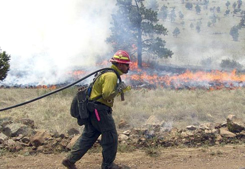 Media Avoid Climate Change in Wildfire and Extreme Weather Coverage