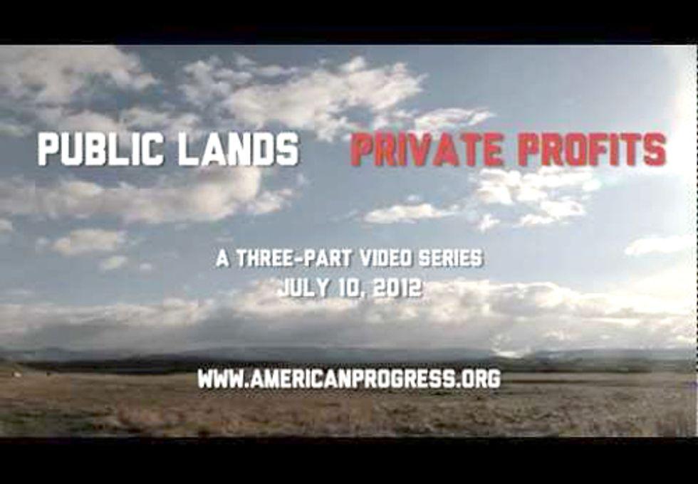 Public Lands, Private Profits