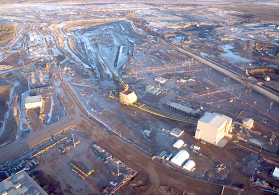 New Front Group for Big Oil Promotes Tar Sands as Safe and Secure