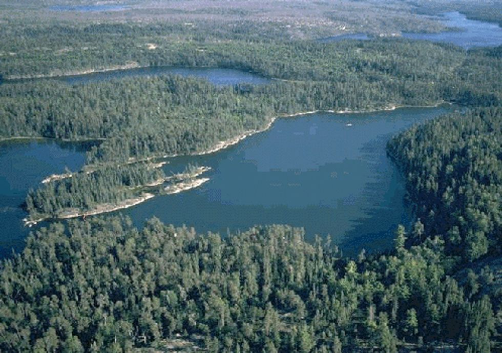 Canadian Government Shutting Down Water Research Center