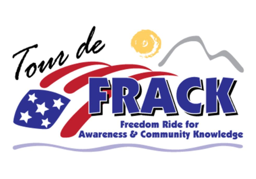 Tour de Frack Increases Public Awareness of Fracking from PA to D.C.