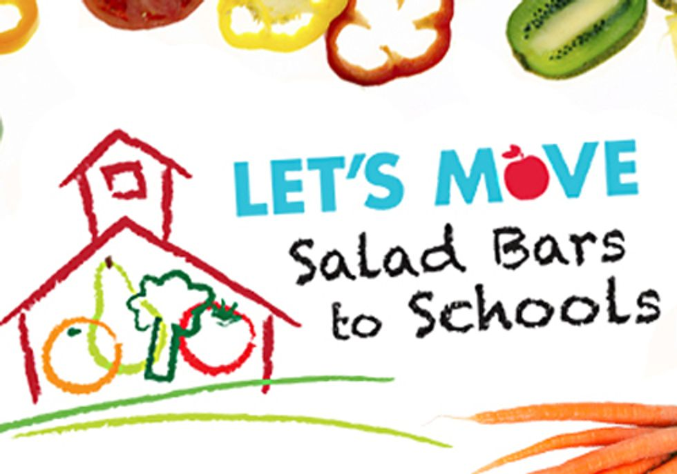 Michelle Obama's 'Let's Move' School Lunch Program Inadvertently Puts Children at Risk